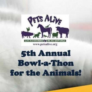 5th Annual Bowl-a-thon for the Animals - POSTPONED